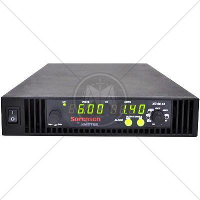 Sorensen XG 80-10.5 Programmable DC Power Supply 80V 10.5A 850W