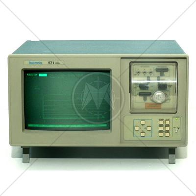 Rent Tektronix 571 Curve Tracer System – Semiconductor Testers