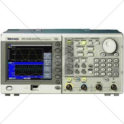 Tektronix AFG3102 Arbitrary Waveform/Function Generator 100 MHz