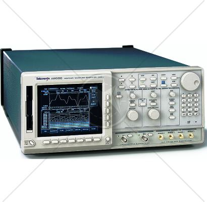 Tektronix AWG610 High Performance Arbitrary Waveform Generator 800 MHz