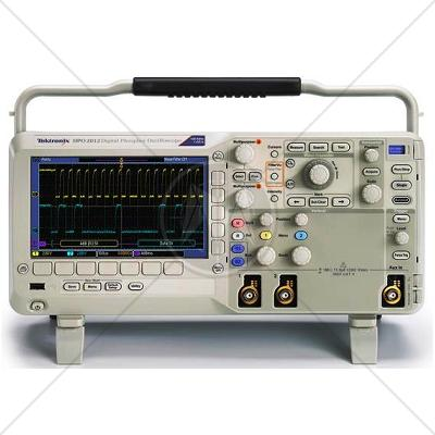 Tektronix DPO2012 2 Channel 100 MHz Digital Oscilloscope 1 GSa/s