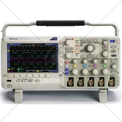 Tektronix DPO2024 4 Channel 200 MHz Digital Oscilloscope 1 GSa/s
