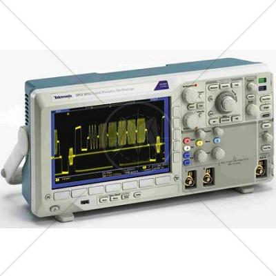 Tektronix DPO3012 2 Channel 100 MHz Digital Oscilloscope 2.5 GSa/s
