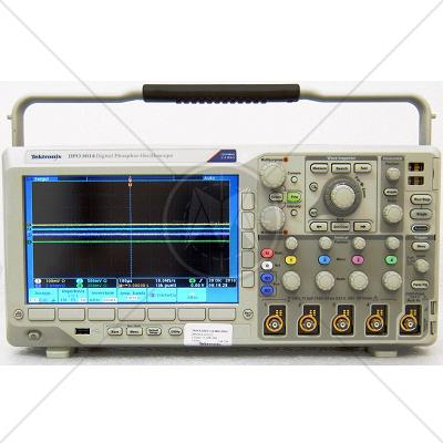 Tektronix DPO3014 4 Channel 100 MHz Digital Oscilloscope 2.5 GSa/s