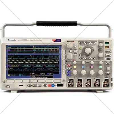 Tektronix DPO3052 2 Channel 500 MHz Digital Oscilloscope 2.5 GSa/s