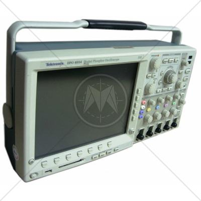 Tektronix DPO4054 4 Channel 500 MHz Digital Oscilloscope 2.5 GSa/s