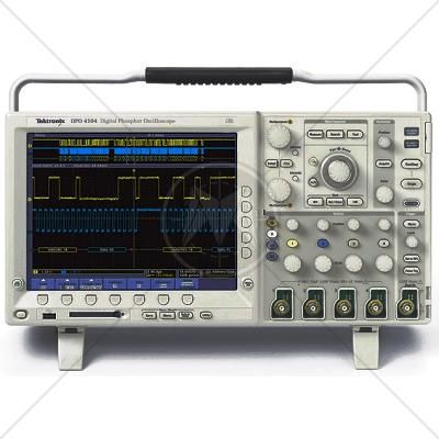 Tektronix DPO4104 4 Channel 1 GHz Digital Oscilloscope 2.5 GSa/s