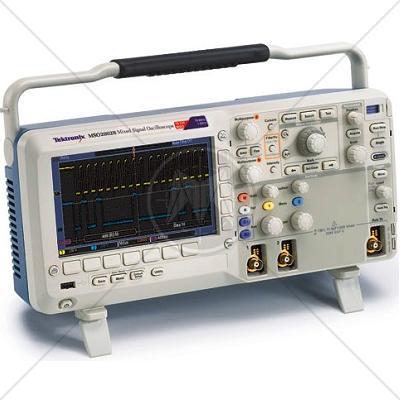 Tektronix MSO2012 2 Channel 100 MHz Oscilloscope 1 GSa/s