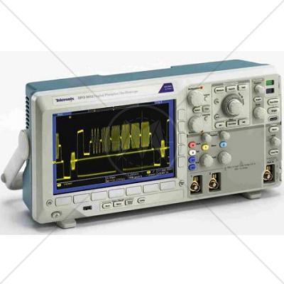 Tektronix MSO3012 2 Channel 100 MHz Oscilloscope 2.5 GSa/s