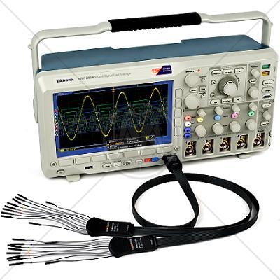 Tektronix MSO3032 2 Channel 300 MHz Oscilloscope 2.5 GSa/s
