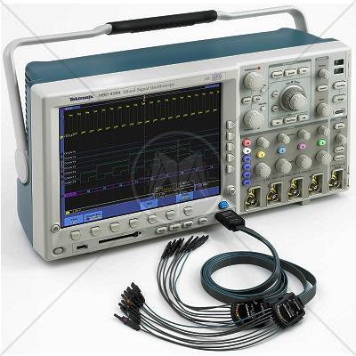 Tektronix MSO4054 4 Channel 500 MHz Oscilloscope 2.5 GSa/s