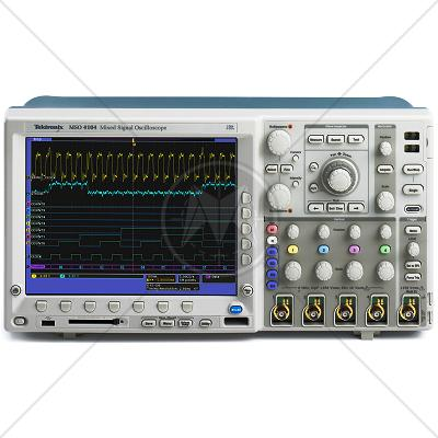 Tektronix MSO4104 4 Channel 1 GHz Oscilloscope 2.5 GSa/s