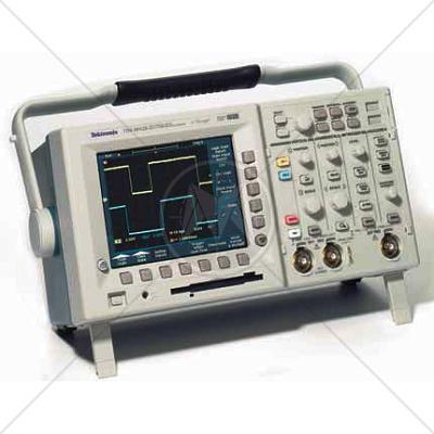 Tektronix TDS3012B 2 Channel 100 MHz Digital Oscilloscope 1.25 GSa/s