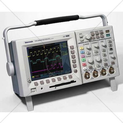 Tektronix TDS3024B 4 Channel 200 MHz Digital Oscilloscope 2.5 GSa/s