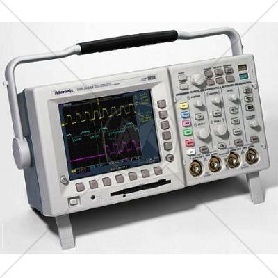 Tektronix TDS3044B 4 Channel 400 MHz Digital Oscilloscope 5 GSa/s