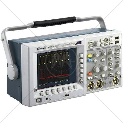 Tektronix TDS3052B 2 Channel 500 MHz Digital Oscilloscope 5 GSa/s