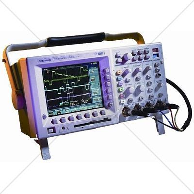 Tektronix TDS3054B 4 Channel 500 MHz Digital Oscilloscope 5 GSa/s