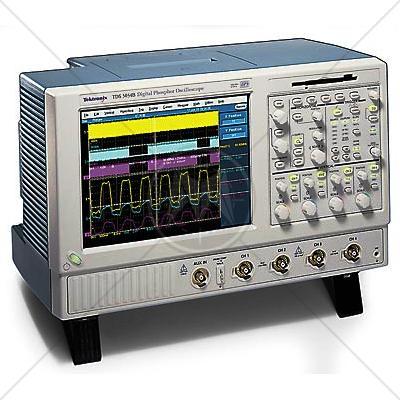Tektronix TDS5052B 2 Channel 500 MHz Digital Oscilloscope 5 GSa/s