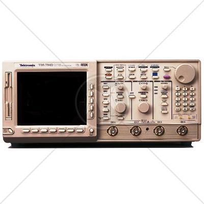 Tektronix TDS794D 4 Channel 2 GHz Digital Oscilloscope 4 GSa/s