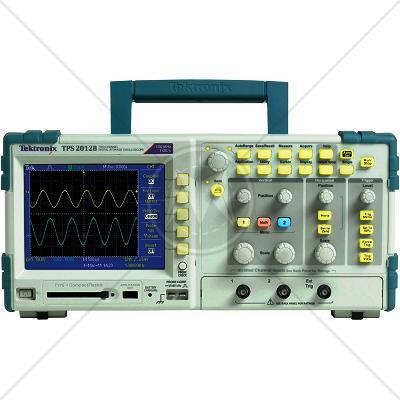 Tektronix TPS2012B 2 Channel 100 MHz Digital Oscilloscope 1 GSa/s