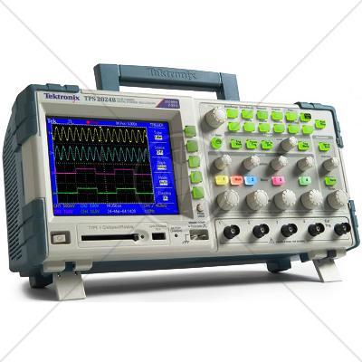 Tektronix TPS2024B 4 Channel 200 MHz Digital Oscilloscope 2 GSa/s
