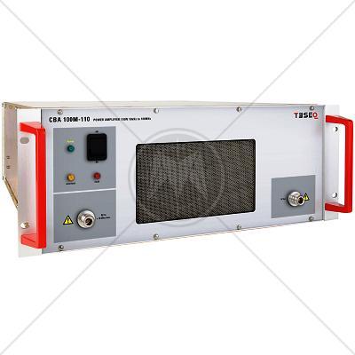 TESEQ CBA 100M-110 Class A Broadband Amplifier 10 kHz � 100 MHz 110 W