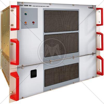 TESEQ CBA 100M-400 Class A Broadband Amplifier 10 kHz � 100 MHz 400 W