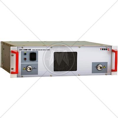 TESEQ CBA 230M-035 Class A Broadband Amplifier 150 kHz � 230 MHz 35 W