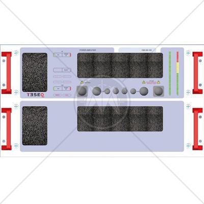TESEQ CBA 6G-100 GaN Broadband Amplifier 1.8 GHz � 6 GHz 100 W