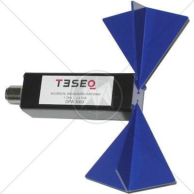 TESEQ DPA 3000 Biconical Dipole Antenna 800 MHz � 2.8 GHz