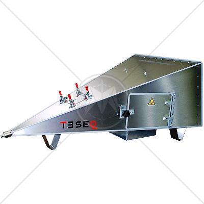 TESEQ GTEM 250A-SAE Test Cell for SAE 1752/3 IEC 62132-2 & 61967-2