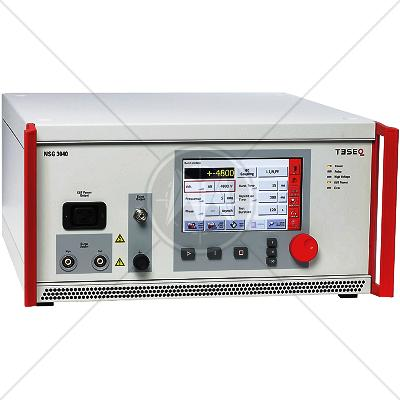 TESEQ NSG 3040-EFT Single Function Generator System 4.8 kV Solution
