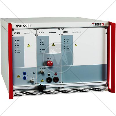 TESEQ NSG 5500 Automotive Transient Immunity Test System