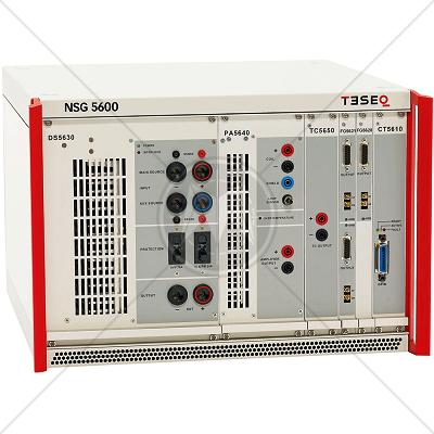 TESEQ NSG 5600 Function Generator - Voltage/Magnetic Field/Sinusoidal