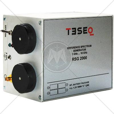 TESEQ RSG 2000 Reference Spectrum Generator 1 GHz � 18 GHz