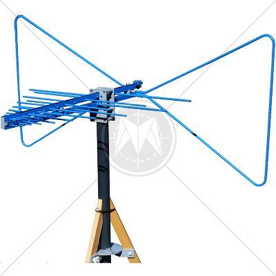 TESEQ UPA 6192 Pre-compliance Antenna 30 MHz � 2 GHz