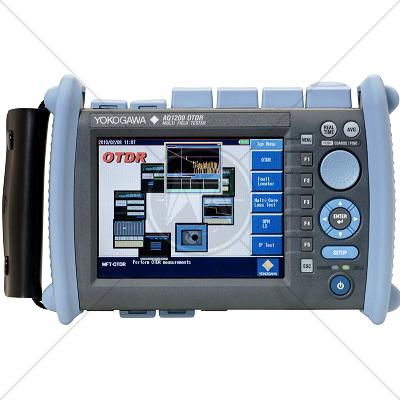 Yokogawa AQ1200 MFT-OTDR Optical Time Domain Reflectometer