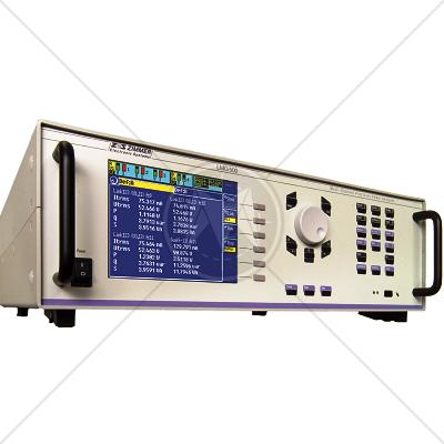 ZES Zimmer LMG500 Precision Power Analyzer - 8 Channel